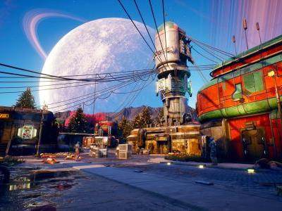 The Outer Worlds DLC announced for 2020