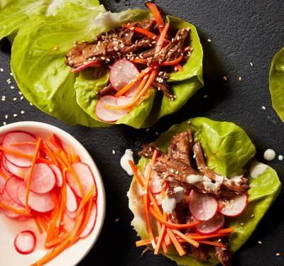 10 Wrap Ideas That Will Your Work Lunch To The Next Level