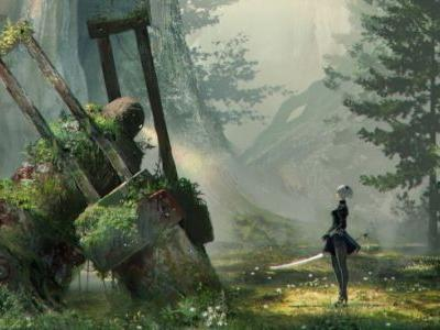 The Nier: Automata Novels Are Coming To The West