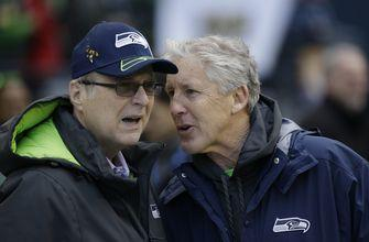 Paul Allen, Seahawks & Trailblazers owner and Microsoft co-founder, dies at 65