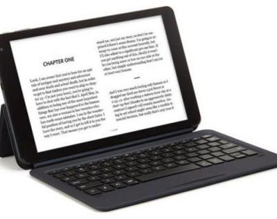 B&N Nook Tablet 10.1 gets official charging dock, keyboard cover