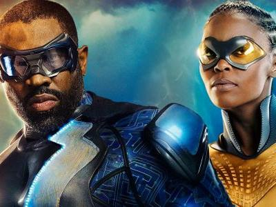 Black Lightning Star Hopes the Series 'Sparks an Appetite For More Diversity'