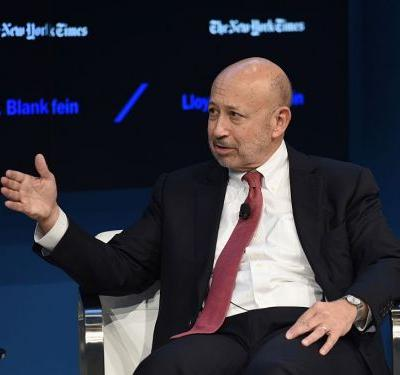 Here comes Goldman Sachs earnings