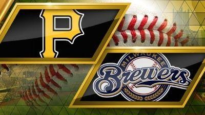 Pirates' Williams, 2 relievers 2-hit Brewers in 1-0 win