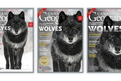 How we chose the cover: January/February 2017 Canadian Geographic