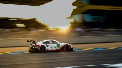 Le Mans Lets Porsche's New Mid-Engine 911 Shed Some Weight For Qualifying Too Slowly