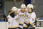 Shorthanded Nashville Predators pounce on Anaheim Ducks, take 3-2 series lead