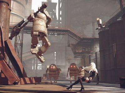 Nier: Automata BECOME AS GODS Edition Available Now on Xbox One