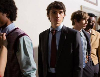 Brooks Brothers celebrated 200 years at Pitti Uomo
