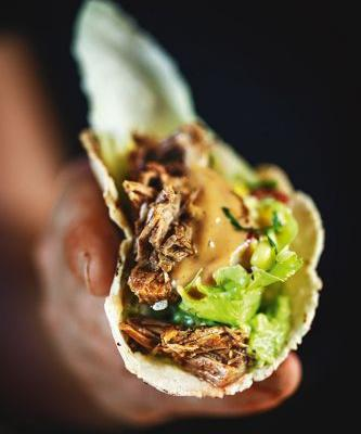Recipe: Michael Van de Elzen's Lamb Tacos with Corn Salsa and Chipotle Lime Mayo
