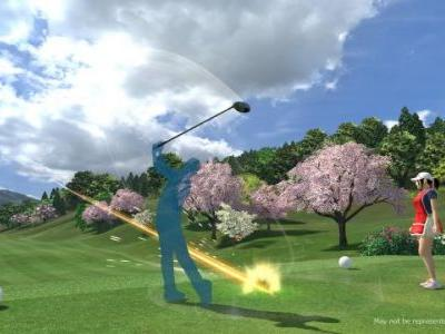 Everybody�s Golf VR Launches in Spring 2019 for PSVR