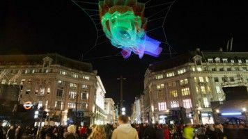 Mayor invites the world to discover the city in Lumiere London 2018