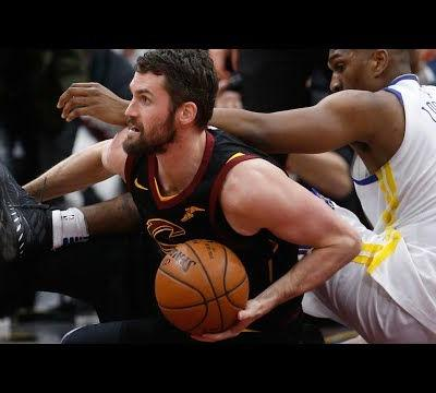 Cavaliers players upset with Kevin Love for going home during OKC loss, missing practice