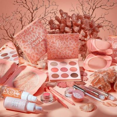 ColourPop Coast to Coral Collection for Fall 2020