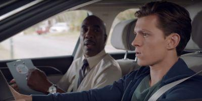 Peter Parker Takes His Driver's Test in Spider-Man: Homecoming Promo