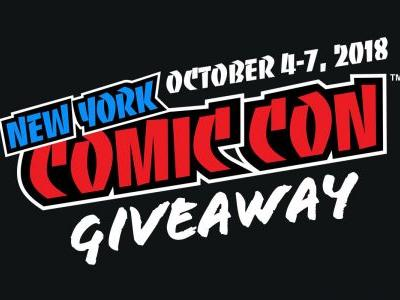 GIVEAWAY: New York Comic Con 2018 Sidekick Passes For All 4 Days! NYCC