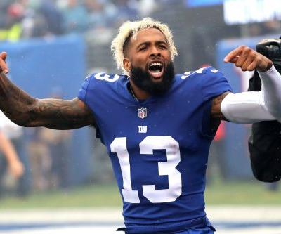 Odell Beckham getting hot is what Giants rivals fear the most