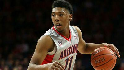 Arizona guard Allonzo Trier's season-long absence due to positive PED test