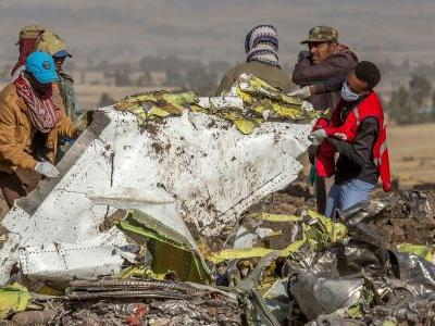 The black box from the crashed Ethiopian Airlines flight has been found