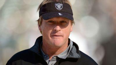 Jon Gruden reportedly rejected three offers to become head coach