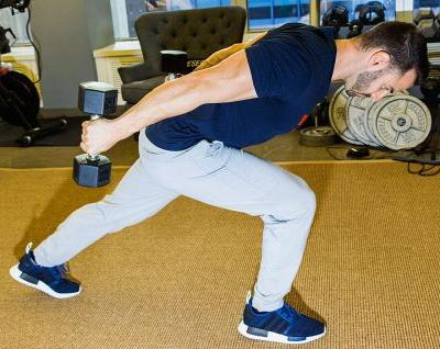 Sculpt Your Back and Arms With This Three-Move Circuit