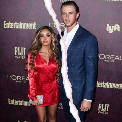 Vanessa Morgan's Husband Michael Kopech Reportedly Files for Divorce Amid Pregnancy With Baby No. 1