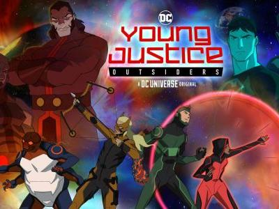 Young Justice: Outsiders Trailer Reunites The Team In Comic-Con First Look