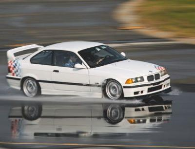Driven: The World's Most Busted-Out, Michelin-Tire-Testing BMW M3