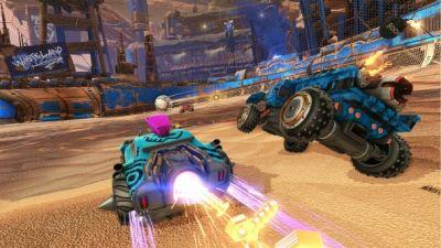 Rocket League Leads The List Of 2016's Most Downloaded PS4 Games