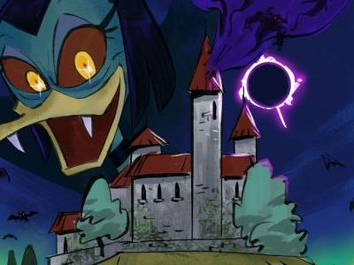 This near-official DuckTales and Castlevania art mashup came at the perfect time