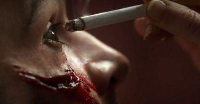 'Piercing' Director Nicolas Pesce on His Gnarly, Surprising Horror Mash-Up