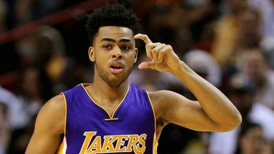 NBA trade rumors: Lakers to deal D'Angelo Russell, Timofey Mozgov to Nets for Brook Lopez, 27th pick