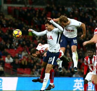 Tottenham 5 Stoke City 1: Kane at the double to pile pain on Potters