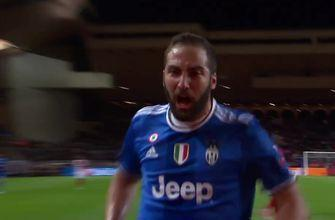 Gonzalo Higuaín scores showstopper for Juventus   2016-17 UEFA Champions League Highlights