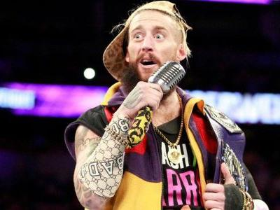 WWE Fires Enzo Amore After Sexual Assault Allegation