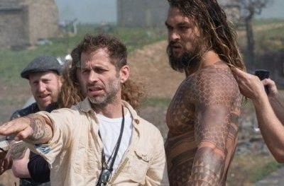 Zack Snyder Hasn't Seen Justice LeagueZack Snyder wishes