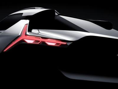 The New Mitsubishi Evo Concept Is An Electric SUV-Coupe