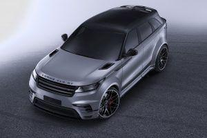 Widebody Range Rover Velar By Lumma Design Looks Wicked