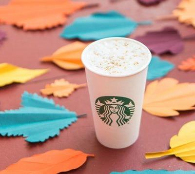 Starbucks' Maple Pecan Latte Is Back Just In Time To Become Your Fave Fall Sip