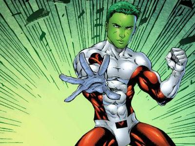 Beast Boy Has Been Cast In The Titans Live-Action TV Show