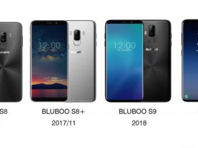 Bluboo S9 is planning to challenge Samsung S9 in 2018