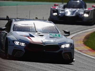 BMW and Its Gigantic M8 Will Pull Out of WEC After Le Mans