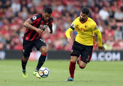Watford beats Bournemouth 2-0 in EPL