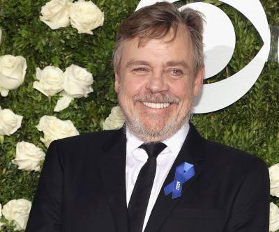 Mark Hamill fans lose it over an epic Star Tours visit