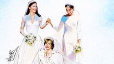 23 Gorgeous Illustrations To Help You Relive The Royal Wedding