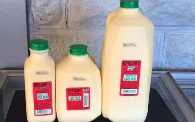 Dairy recalls eggnog for Salmonella; sell-by dates increase risks
