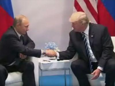 Trump Reportedly Told Putin: 'If You Want to Have an Arms Race We Can Do That, But I'll Win'