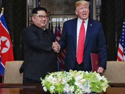 Trump threw China under the bus and blamed it for derailing talks with North Korea - here's why that doesn't make any sense
