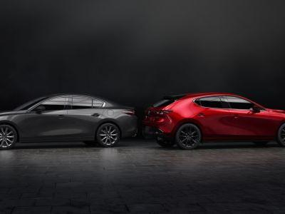 Mazda just rolled out the stunning and innovative new Mazda3 right as Ford and GM bails on small cars