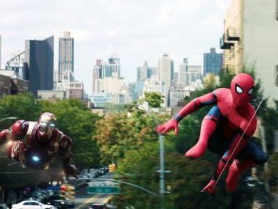 Iron Man's Legacy Looms Large In New Spider-Man: Far From Home Poster